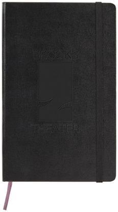 Bild på Moleskine Classic PK av anteckningsbok med mjukt omslag – prickad