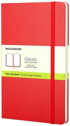 Bild på Moleskine Classic PK av inbunden anteckningsbok – blankt papper