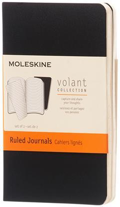 Bild på Moleskine Volant Journal XS – linjerad