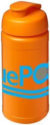 Bild på Sportflaska Baseline® Plus 500 ml uppfällbart lock
