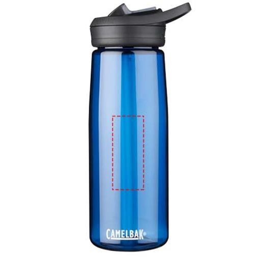 Vattenflaska Eddy+  Camelbak 600 ml med tryck Kungsblå