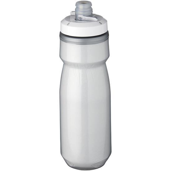 Vattenflaska Podium Chill 620 ml  med tryck Vit