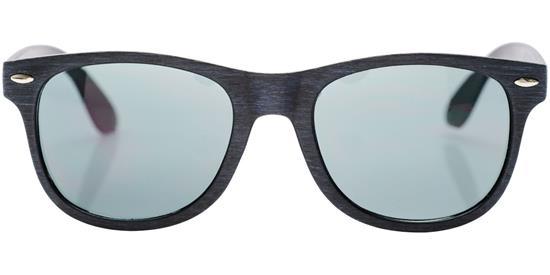 Solglasögon Sun Ray Batik med tryck Marinblå