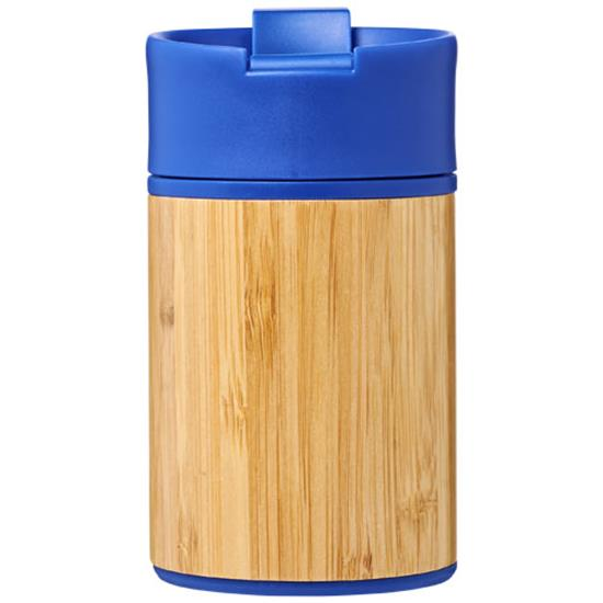 Termosmugg Arca 200 ml med tryck Kungsblå