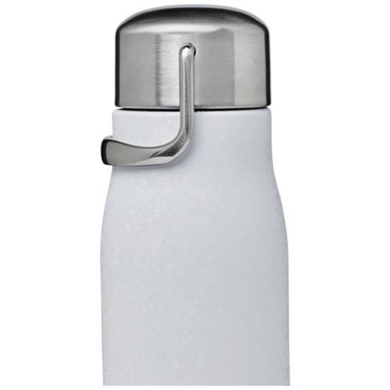 Termosflaska Yuki 350 ml med tryck Vit