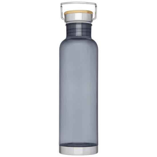 Vattenflaska Thor 800 ml med tryck Svart