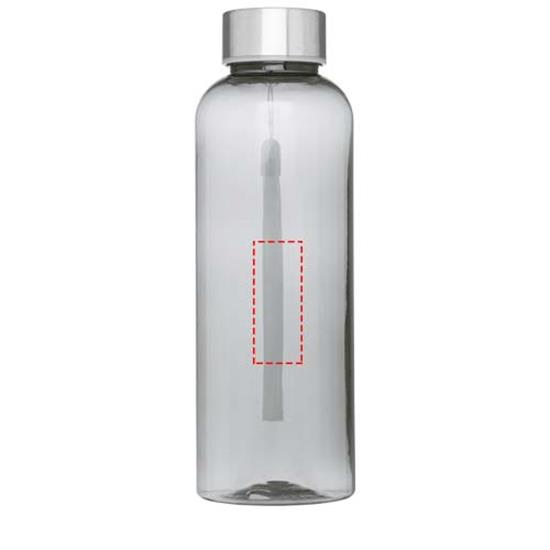 Vattenflaska Bodhi 500 ml med tryck Svart
