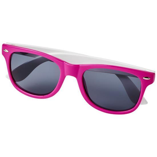 Solglasögon Sun Ray Färgadram med tryck Lila