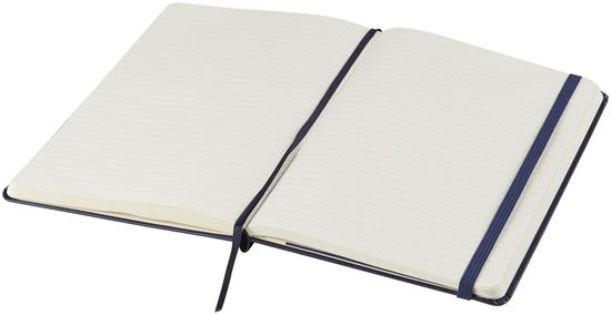 Moleskine Anteckningsbok  Classic Lagre inbunden – linjerad med tryck Blå