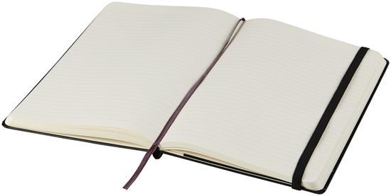 Classic PK av anteckningsbok med mjukt omslag – linjerad med tryck Svart