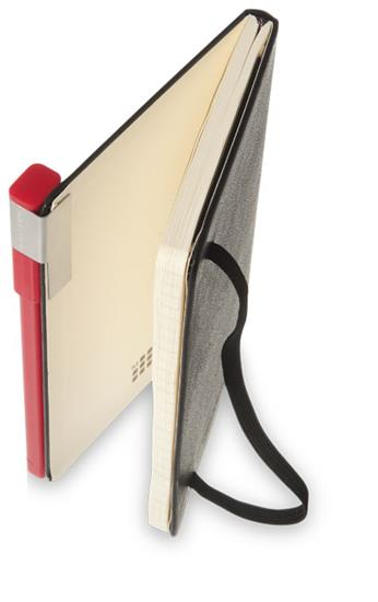 Kulspetspenna Klassisk plus Moleskine 0,7 med tryck Röd