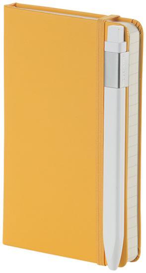 Klassisk klickkulspetspenna 1,0 med tryck Vit