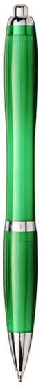 Penna Nash rPET med tryck Grön