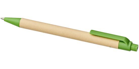 Penna Berk återvunnen med tryck Grön