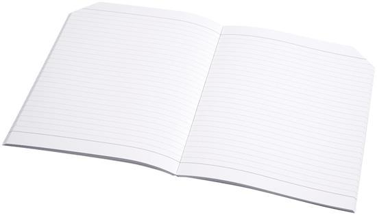 Anteckningsbok rOtring  i presentset med tryck Svart