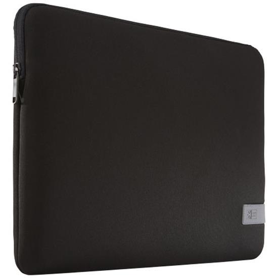 "Laptopfodral Case Logic Reflect 15,6"" med tryck Svart"