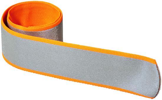 Felix Slapwrap Reflexband 3x36,5cm med tryck Neonorange