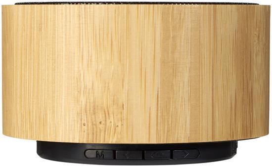 Högtalare Cosmos 3W Bluetooth® med tryck Brons