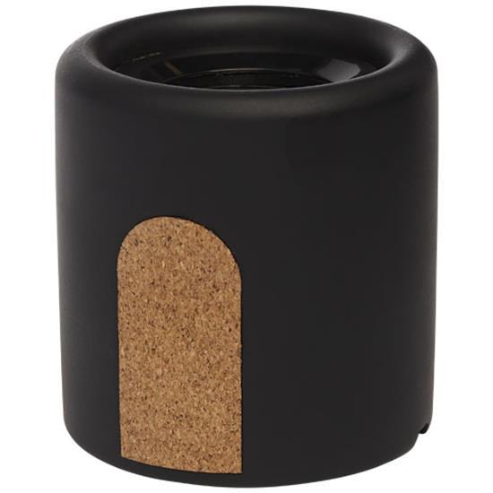 Högtalare Roca Bluetooth® med tryck Svart