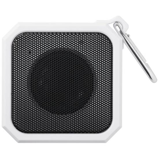 Högtalare Blackwater 3W Bluetooth® vattentät med tryck Vit