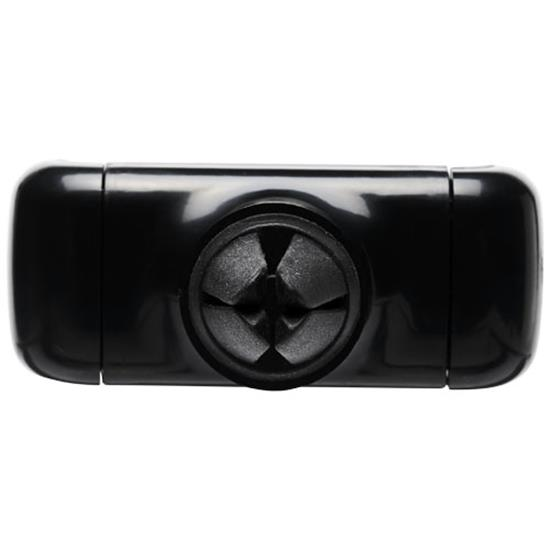 Mobilhållare Grip för bilen med tryck Svart