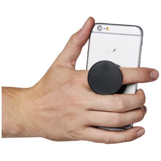 Mobilgrepp Brace med tryck Svart