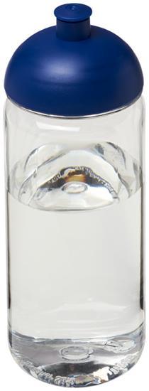 Vattenflaska H2O Octave Tritan™ 600 ml med tryck Blå