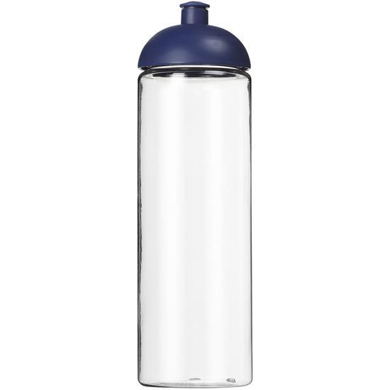 Sportflaska H2O Vibe 850 ml med tryck Blå