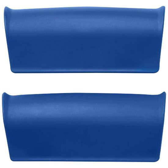 Handle-Guard bakteriedödande skyddande överdrag med tryck Blå