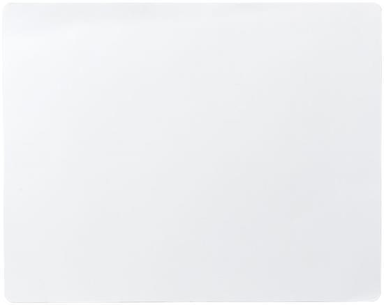 Brite-Mat® lätt musmatta med tryck Svart