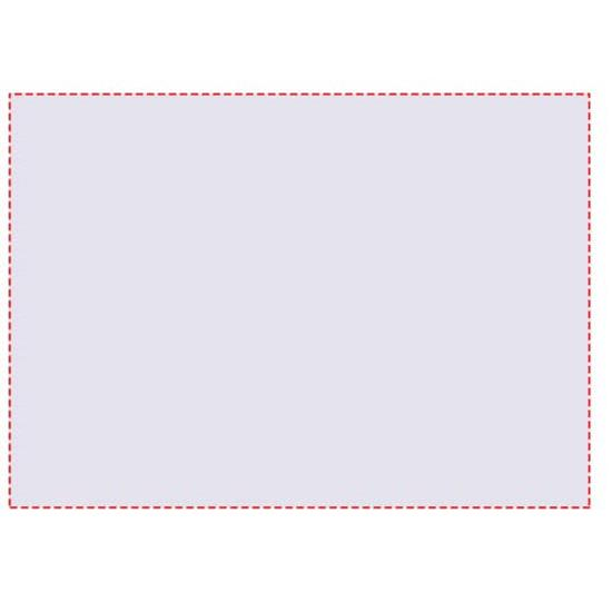 Anteckningsblock Desk-Mate® A3 med tryck Vit