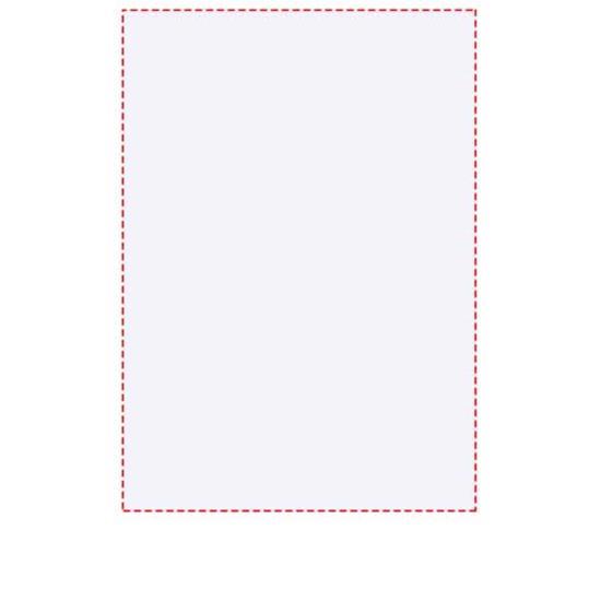 Anteckningsblock Desk-Mate® A7 med tryck Vit
