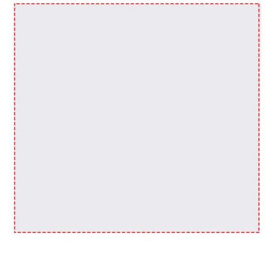 Classic månadskalender för skrivbord med mjukt omslag med tryck Vit
