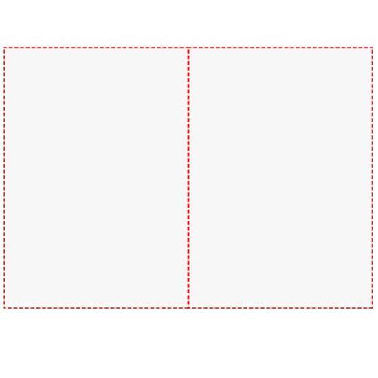 Classic combi set för anteckningar och markeringar med mjukt omslag. med tryck Vit