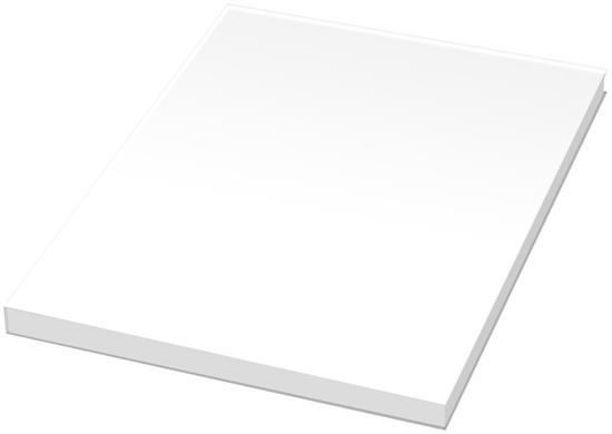 Budget Combi set med papper och sidmarkörer med tryck Vit