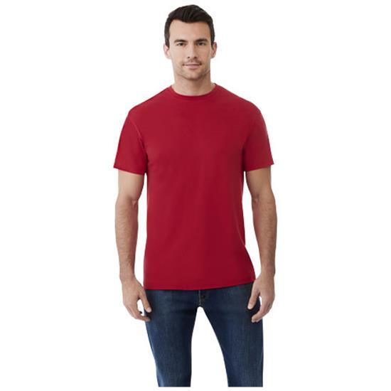T-shirt Heros med tryck Svart