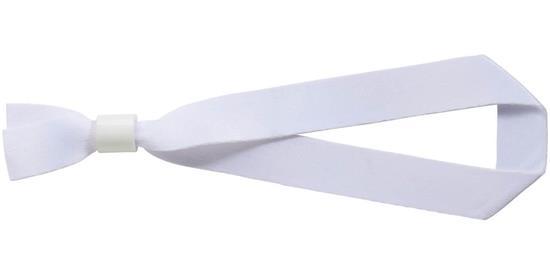 Bild på Festivalband med plastspänne, tryck två sidor