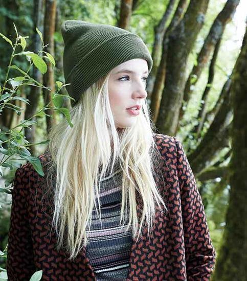 Bild på Mössa Knitted Hat