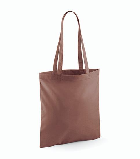 Tygpåse Bag for Life 140g med tryck Espresso
