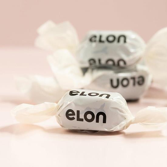Bild på Twistade Smörkola med chokladöverdrag