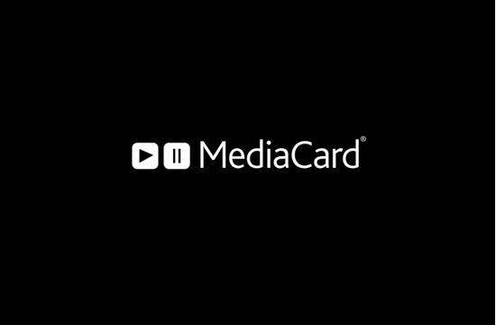 Bild på Mediacard Large
