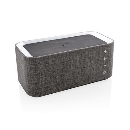 Bild på Högtalare Vogue 6W Bluetooth® med trådlös laddare