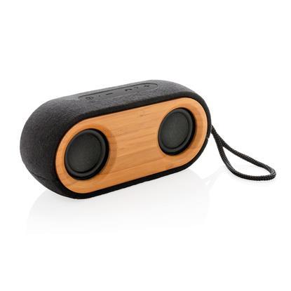 Bild på Högtalare Bamboo X 10W Dubbel Bluetooth®
