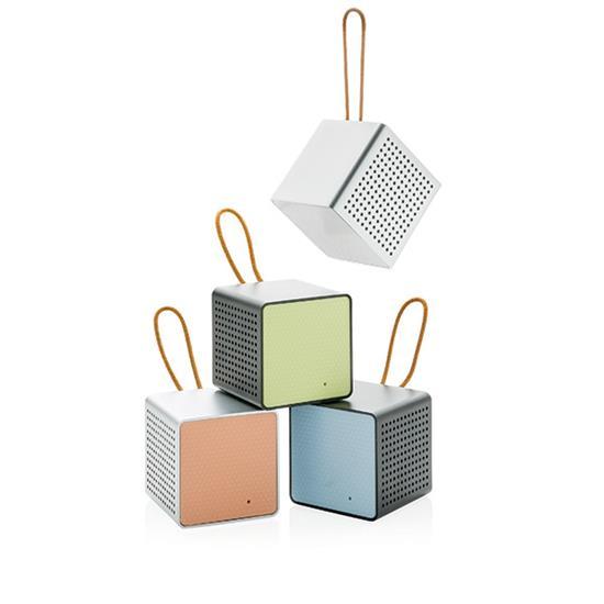 Högtalare Vibe 3W Bluetooth® med tryck Rosa