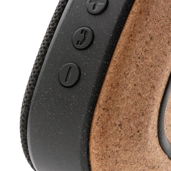 Högtalare Baia 5W Bluetooth® vattentäta med tryck Svart