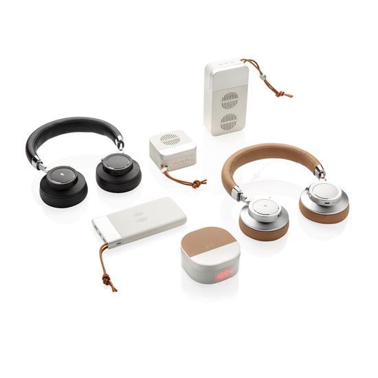Högtalare Aria 5W Bluetooth®  med tryck Vit