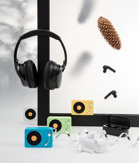 Öronsnäckor Free Flow TWS Bluetooth®  med tryck Svart
