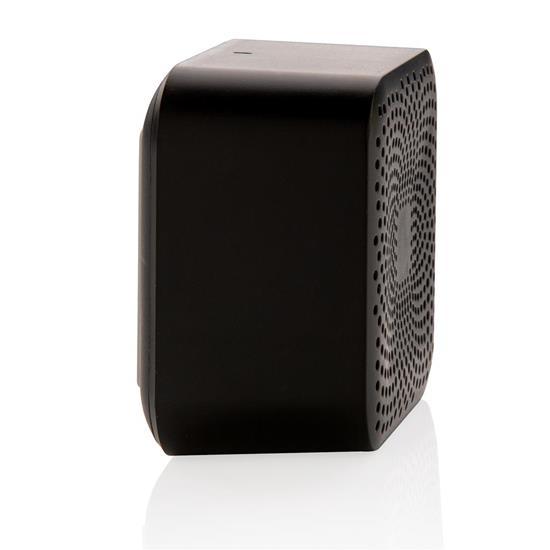 Högtalare Jersey 3W Bluetooth® med tryck Svart