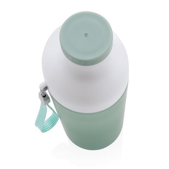 Vattenflaska Impact 600ml med tryck Grön
