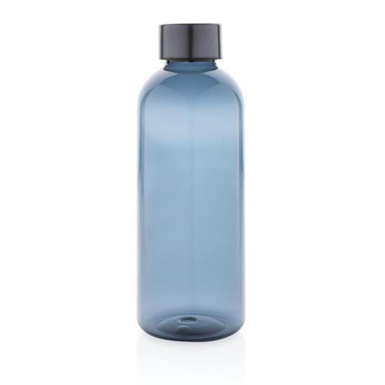 Vattenflaska Läckagesäker 620ml med tryck Blå
